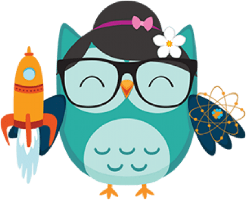 Free Png Download Cartoon Owls With Big Eyes Png Images - Whooo's Reading Owl Clipart (850x692), Png Download