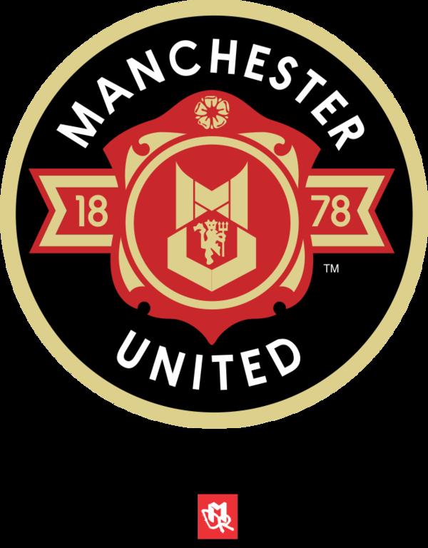Manchester United Logo Concept Dmr By Imahkudesain Man United V Arsenal Clipart Large Size Png Image Pikpng
