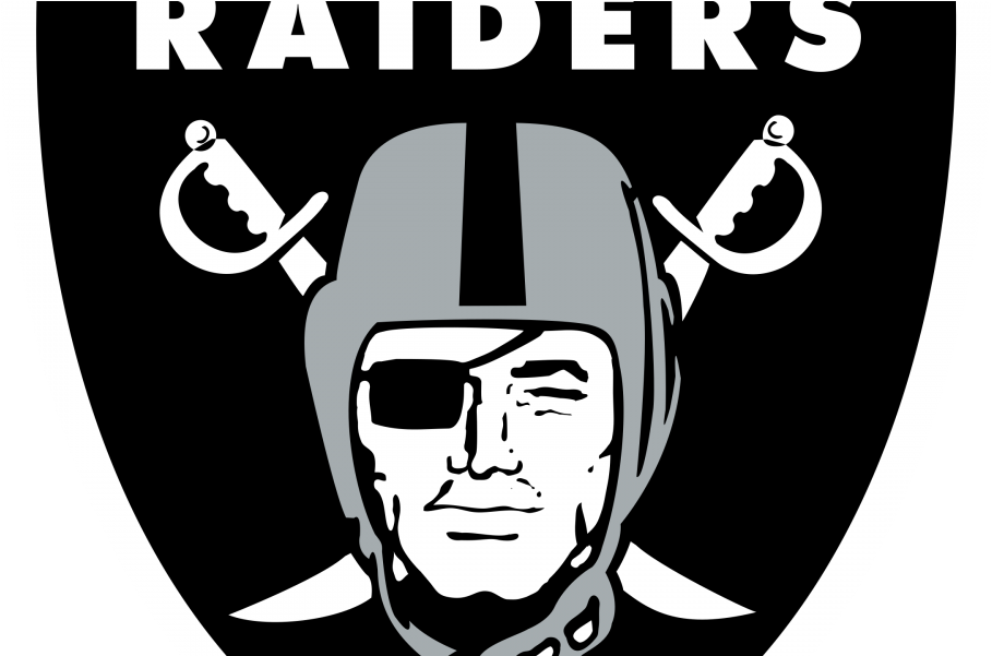Oakland Raiders Logo Clipart - Large Size Png Image - PikPng