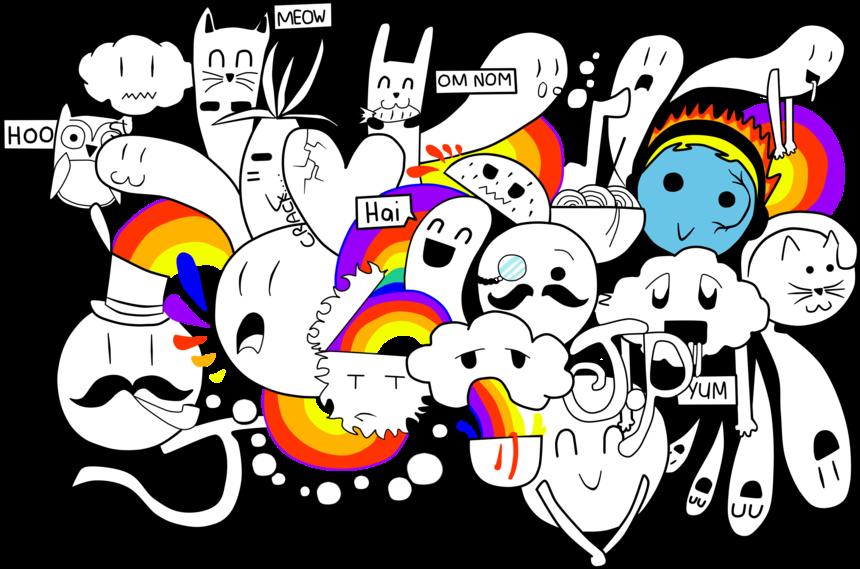Basic Doodle Art Designs Easy