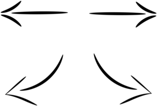 Drawn Arrow Jpeg - Arrow Png Free Clipart (640x480), Png Download