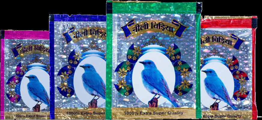 Source - Ganeshagulal - Com - Report - Holi Colors - Myna Clipart (1014x409), Png Download
