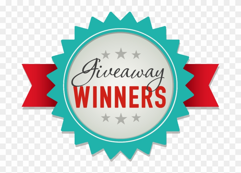 Giveaway Winners Clipart #2294