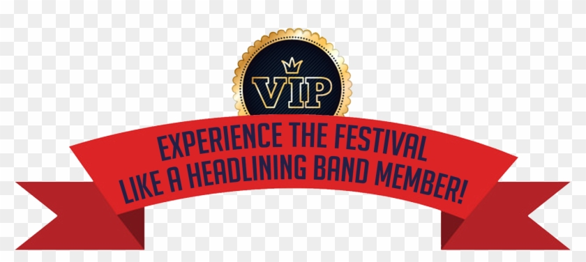 Limited To 10 Tickets, Our Brand New Vip Packages Include - Emblem Clipart #2364