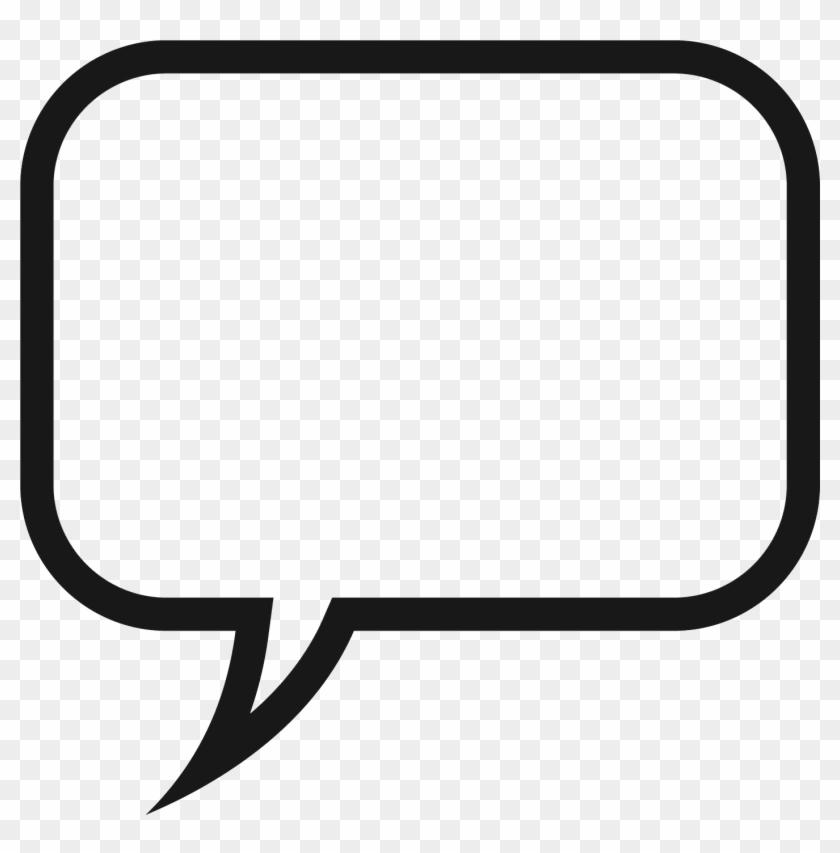 Text Message Bubble Png - Speech Bubble Pink Png Clipart #3299