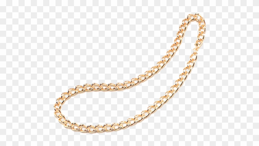 Gangster Gold Chain Png Clipart #5201