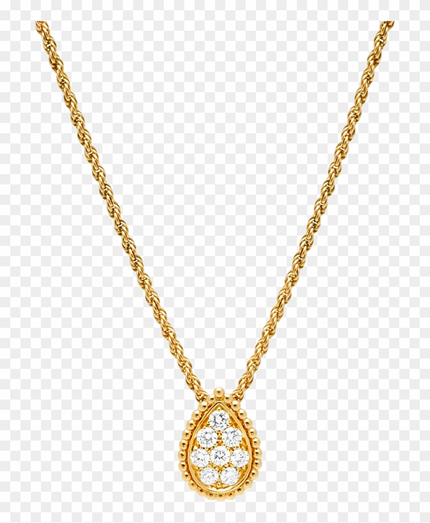 Pendant Png Image - Ladies Gold Chain Png Clipart@pikpng.com