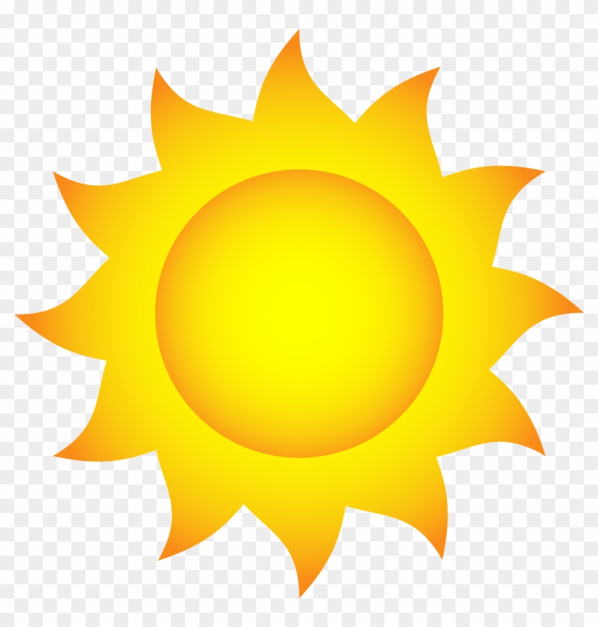 Pin By Pngsector On Sun Png & Sun Transparent Clipart - Transparent Sun Clipart, Png Download #5587
