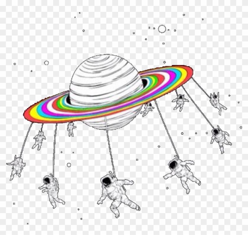 Tumblr Sticker - Png Planeta, Transparent Png #6263
