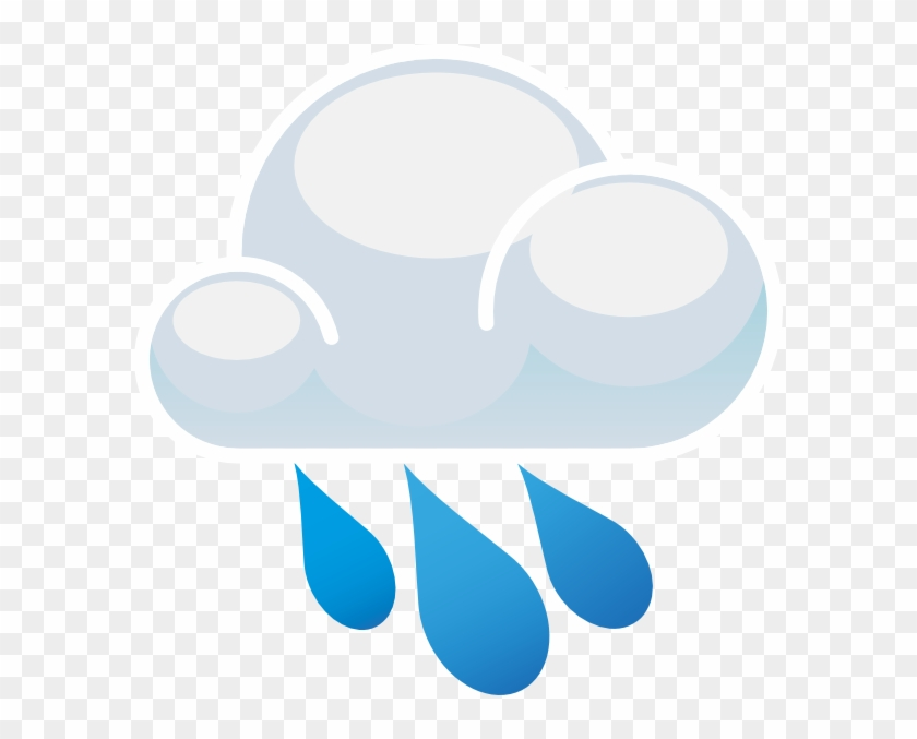 Free Rain Cloud Clipart Image 7 Clip Art - Best Rain Cloud - Png Download #7104