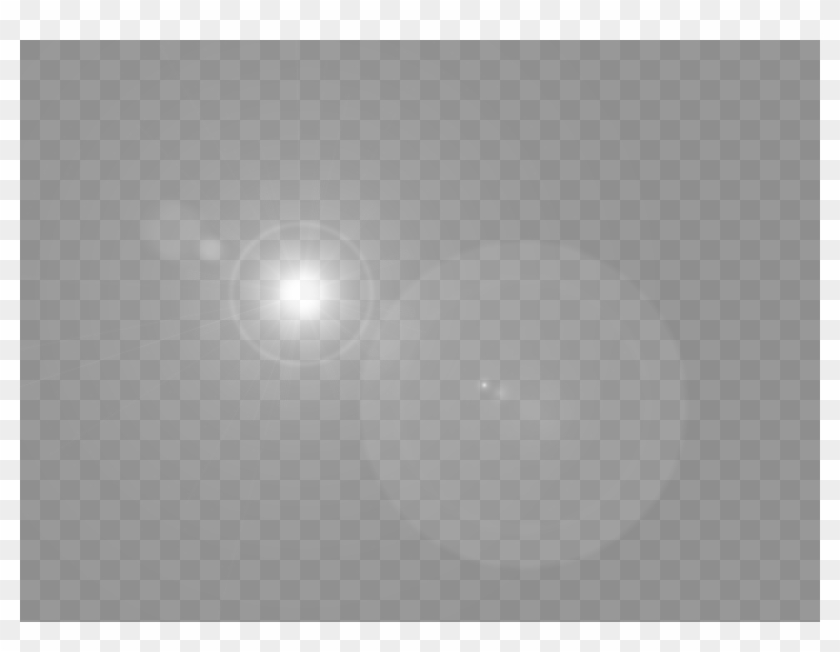 Lens-flare - Light Flare Transparent Png Clipart #8280