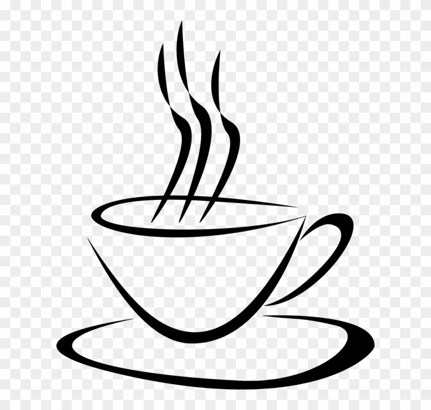 Steaming Coffee Mug Png - Steaming Coffee Cup Clip Art Transparent Png #10306