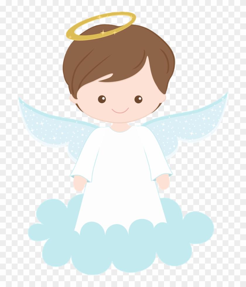 Clipart Free Stock Clipart Of Angels Singing Desenho De Anjo Batizado Png Download 11590 Pikpng