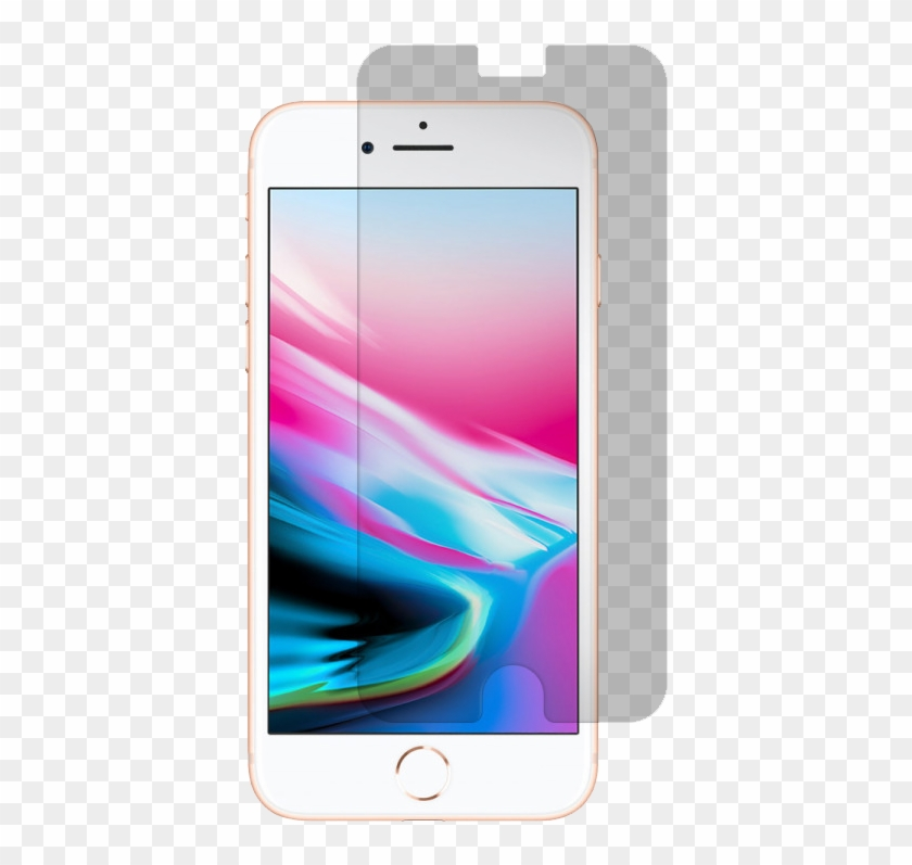 Apple Iphone 6s & 7 & 8 Tempered Glass Screen Protector - Chargeur Iphone 8 Sans Fil Clipart #15735