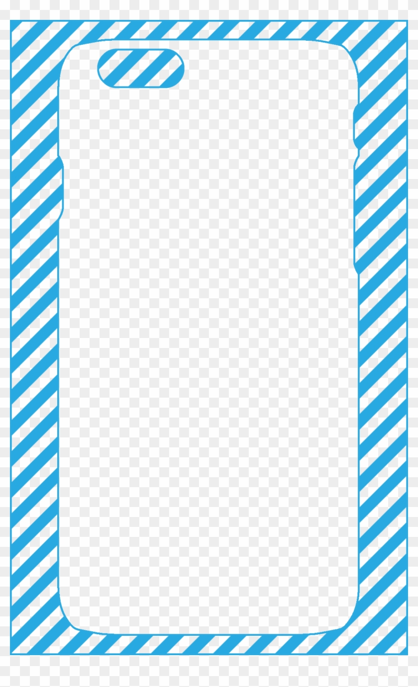 Iphone 6 6s Plus Iphone 7 Printable Template Hd Png