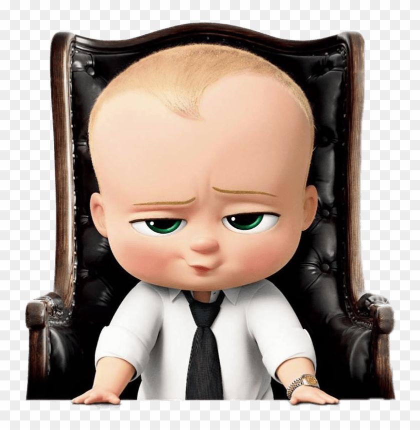 Boss Baby In Desk Chair Boss Baby Full Hd Clipart 17490