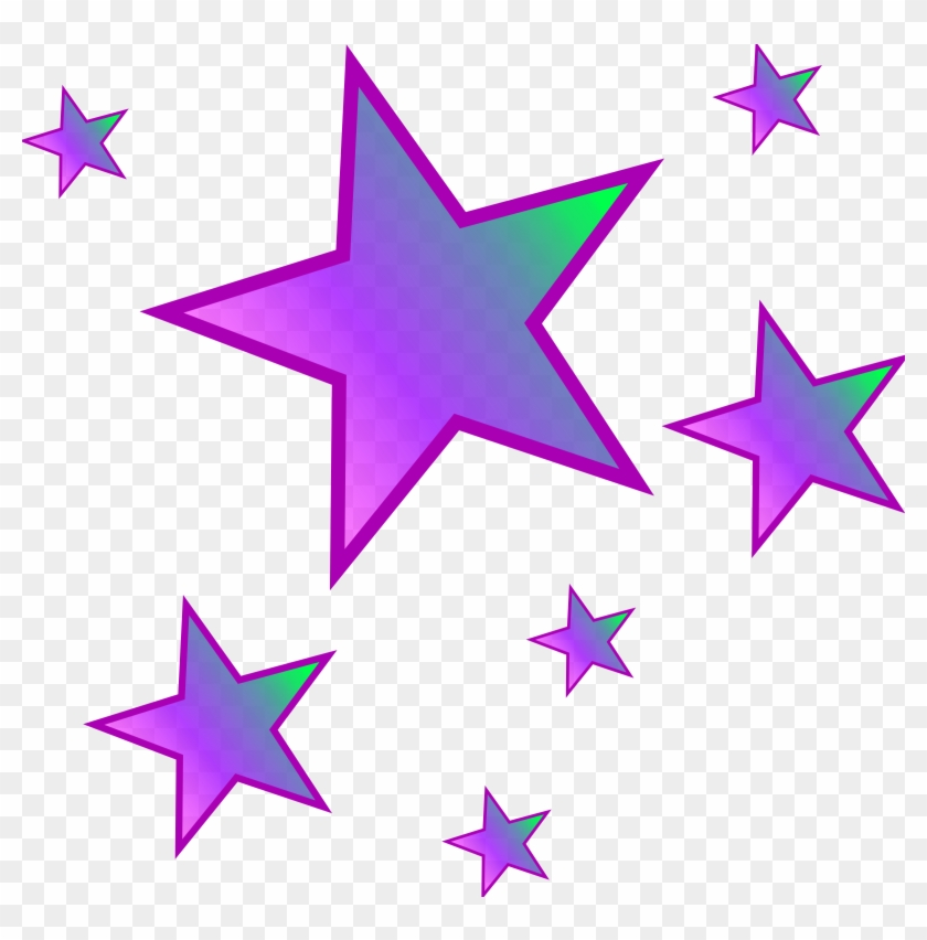 Bay Star Cliparts - Clipart Stars - Png Download #19931