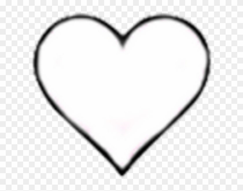 Heart Tumblr Sketch Girly Pictures Png Heart Png Tumblr - Heart Clipart #101537