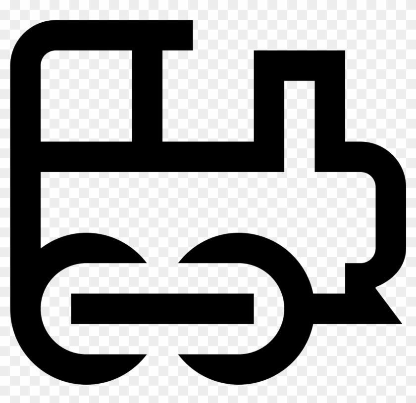 Steam Engine Icon Clipart #102803
