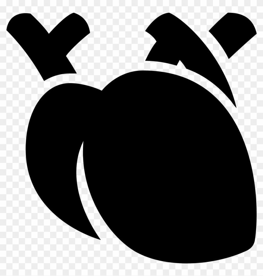 1600 X 1600 5 - Real Heart Icon Png Clipart #102904