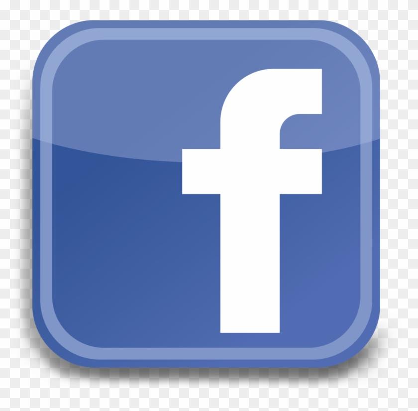 Facebook Logo Png Image - Facebook And Instagram Logo Transparent Background Clipart #103006