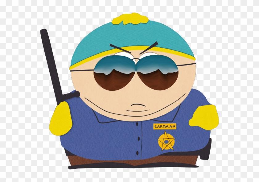 Cartman South Park Png - South Park Cartman Png Clipart #104302