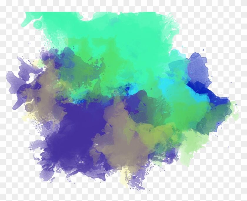 Paint Splatter Png Colour Splatter Brush Png Transparent