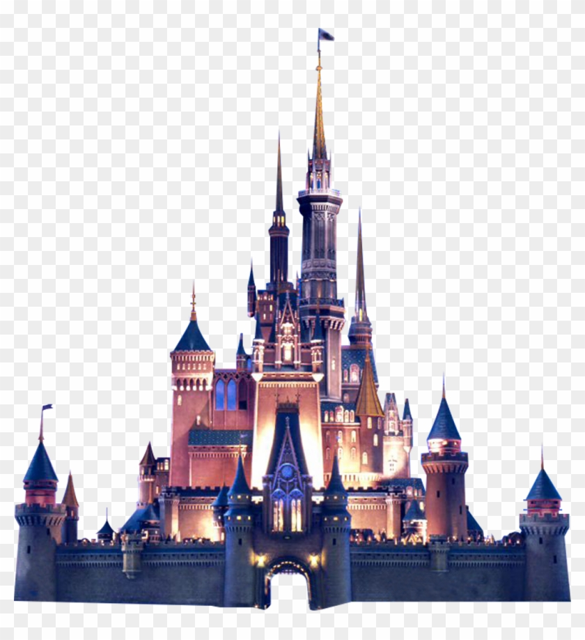 Disney Sticker - Prince Charming Castle Disney Clipart ...