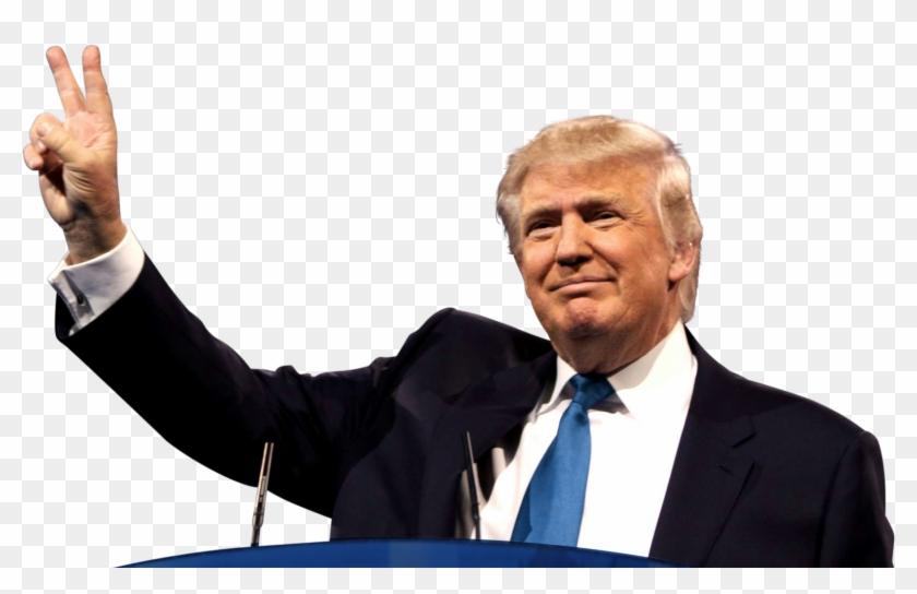 Donald Trump - Donald Trump Transparent Background Clipart #1006970
