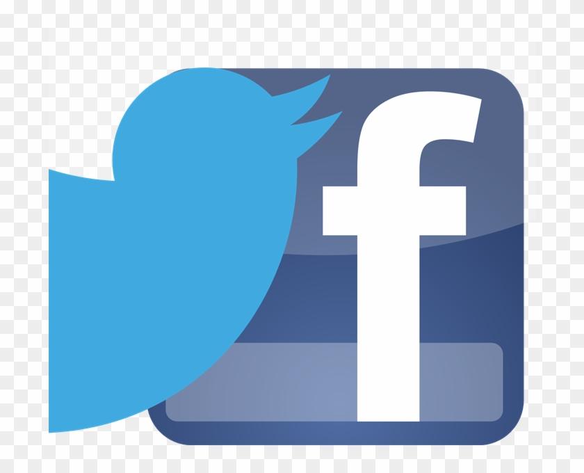 Like Us On Facebook, Follow Us On Twitter Clipart #1008917