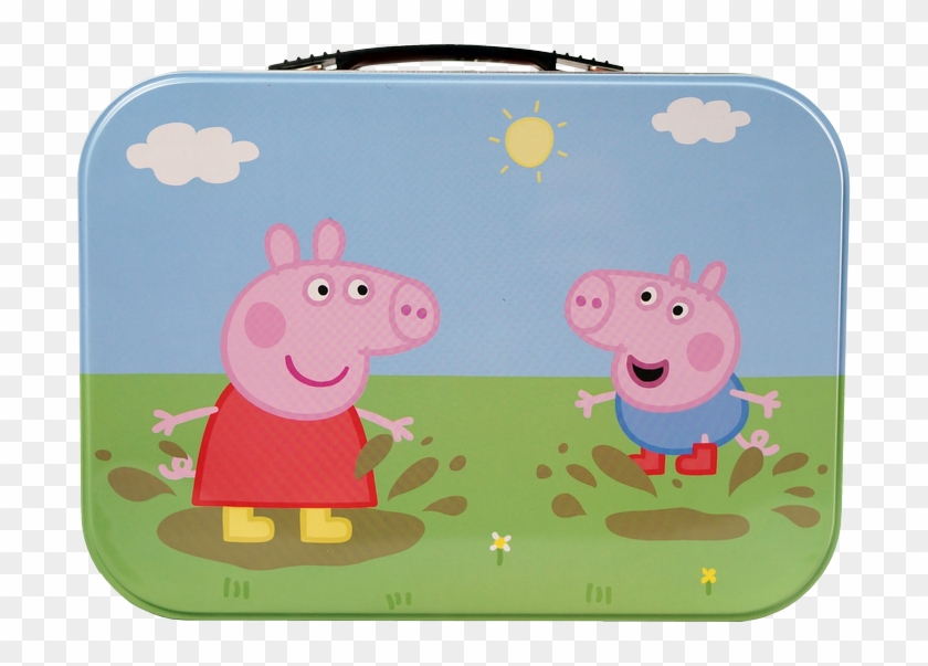 Peppa Pig Lunchbox Peppa Pig In Boots Clipart 1009299 Pikpng