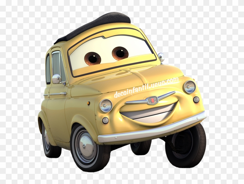 Luigi Cars Png Transparent Png 1010748 Pikpng