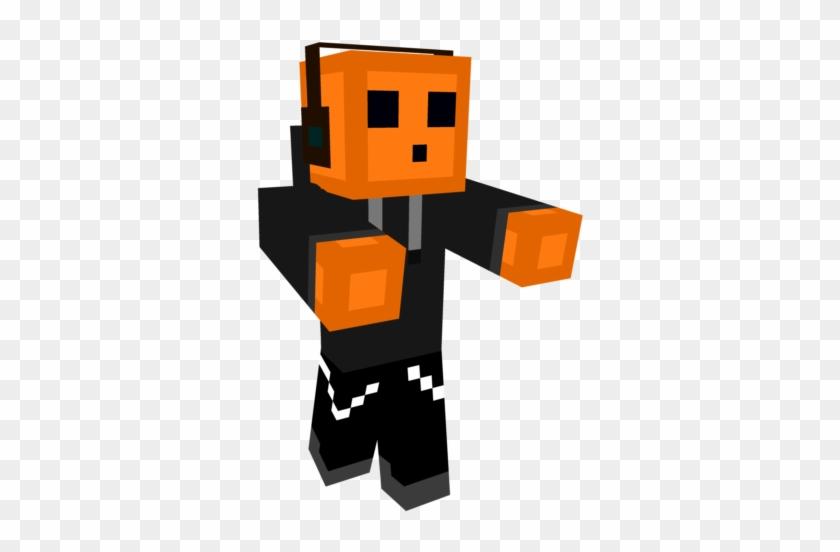 Orange Slime Iezhpng Skin De Minecraft Slime Transparent