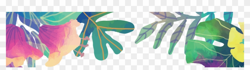 Summer Png - Summer Plant Png Clipart #1015695