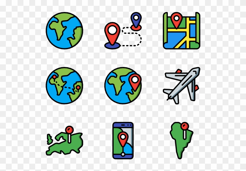 Geography Clipart #1022409