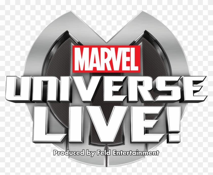 Marvel Universe Live - Graphic Design Clipart #1025335