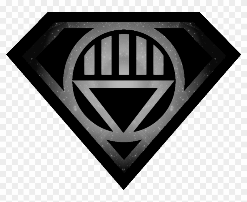 Superman Sinestro Lantern Shield By Kalel7 On Clipart - Green Lantern Black Lantern Oath - Png Download #1026035