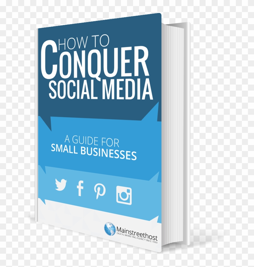 How To Conquer Social Media - Graphic Design Clipart #1029818
