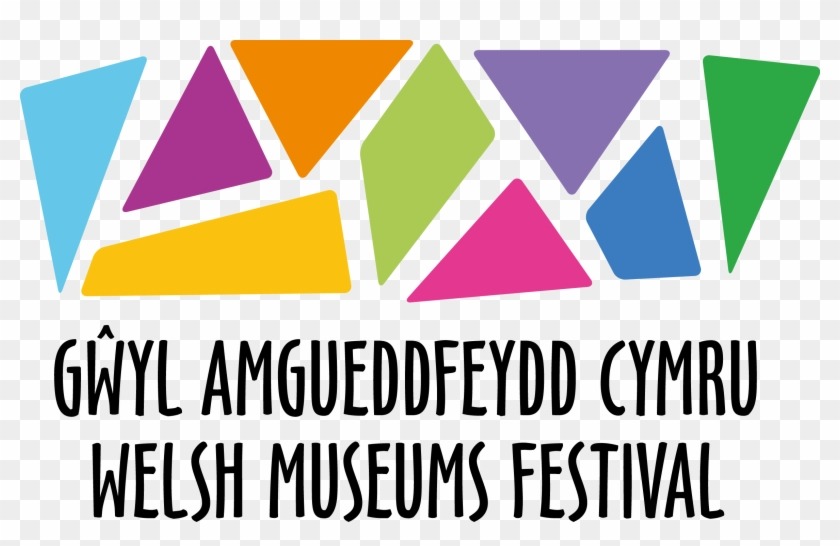 Welsh Museums Federation Logo Jpg - Triangle Clipart #1032470