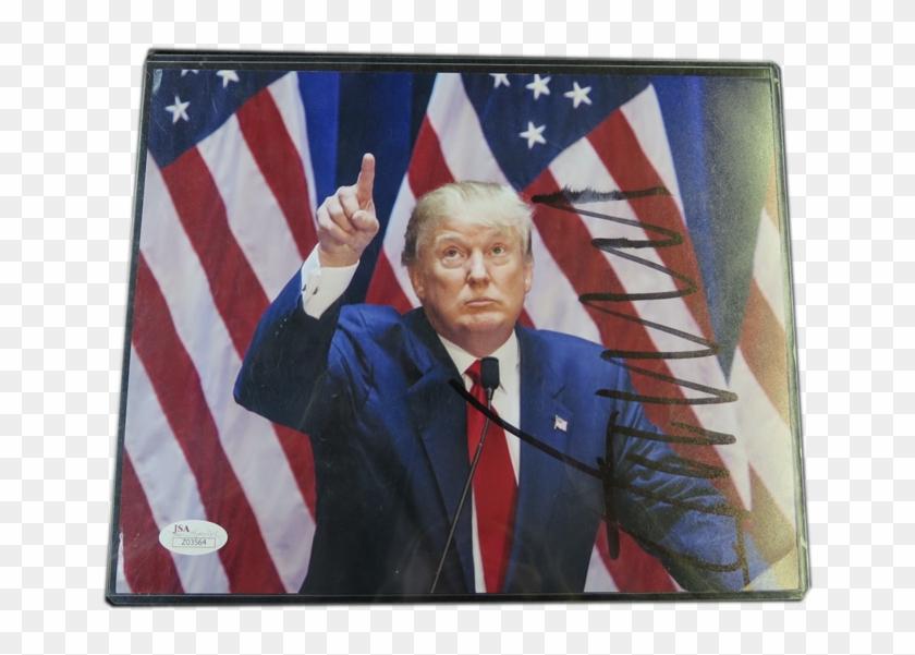 Donald Trump - If Donald Trump Was Black Clipart #1032471