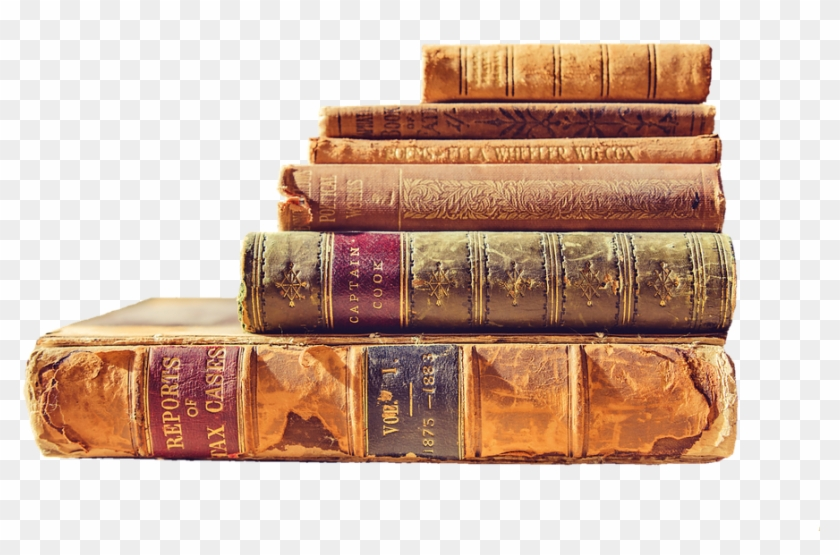 Old Books Png - Old Books Transparent Background Clipart@pikpng.com