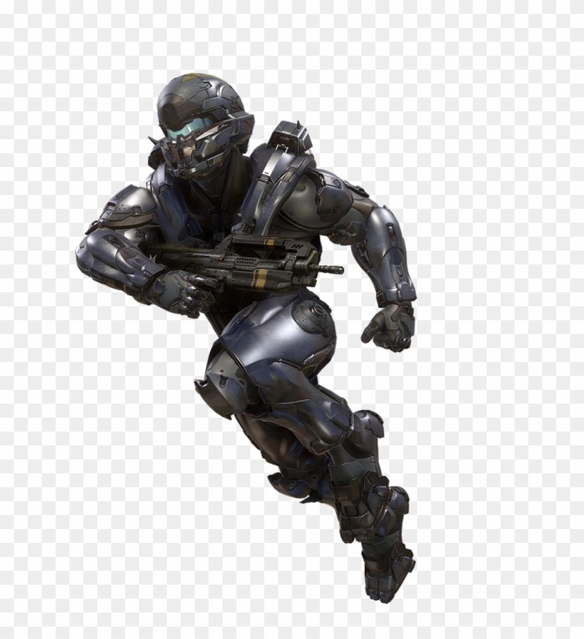 Halo Spartan Png - Halo 5: Guardians Clipart #1034590