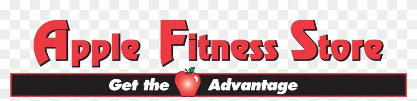 Apple Logo 2009-1 - Apple Fitness Store Ltd Clipart #1037154