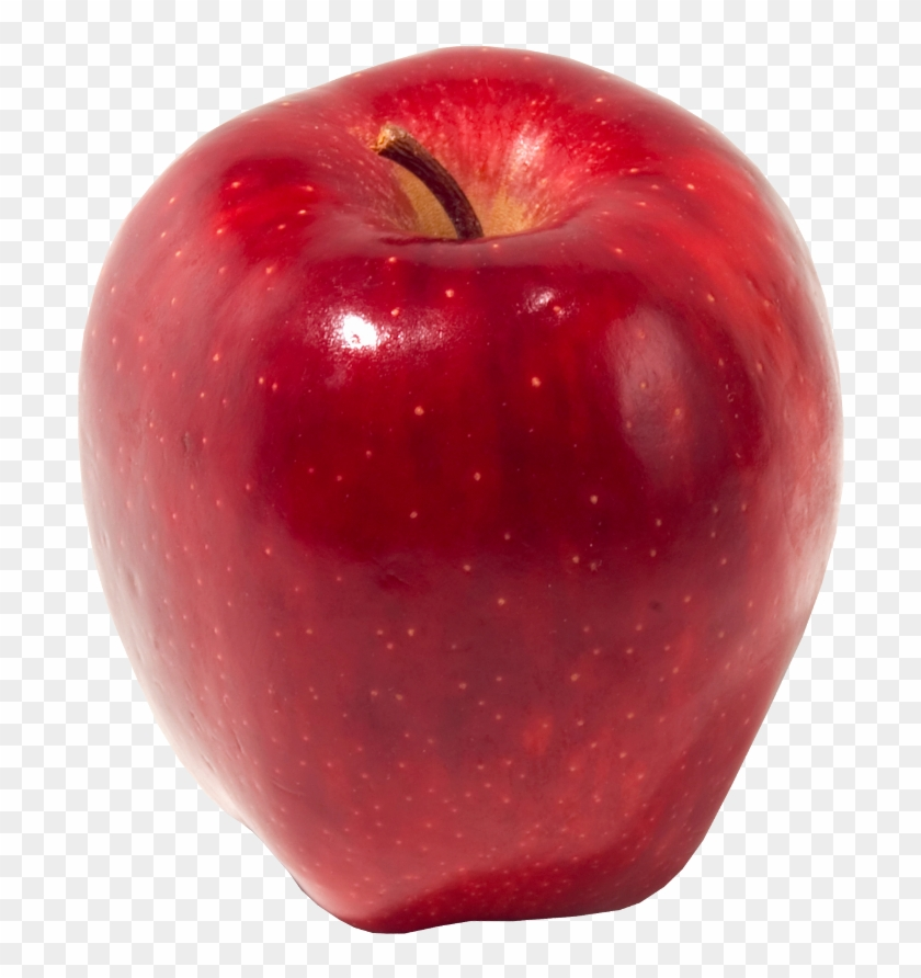 Red Apple Png Image - Transparent Background Apple Png Clipart #1037770