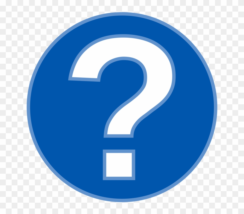 Computer Icons Information Question Mark Button - Windows Question Mark Icon Clipart #1038953