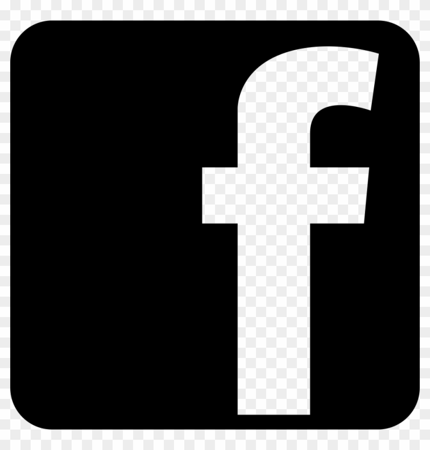 Facebook Logo Button Comments - Facebook Logo Icon Clipart #1039337