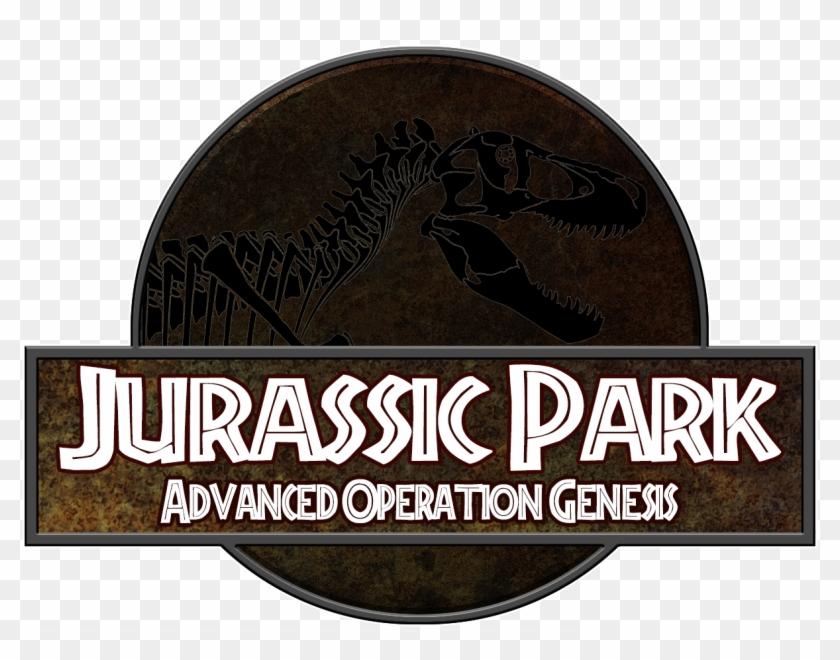 Advanced Operation Genesis Mod - Jurassic Park Clipart #1046936