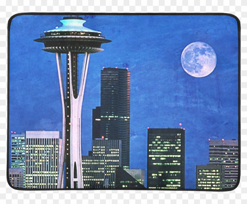 Space Needle Clipart #1049580