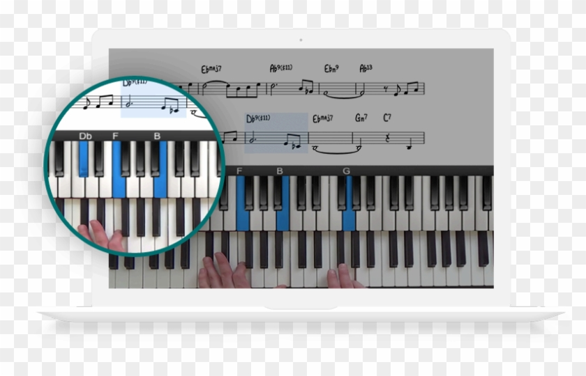 Accelerate Your Learning - Alt Chords Piano Clipart #1054603
