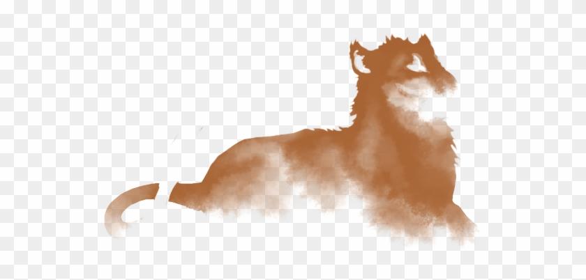 Brown Smoke Png Transparent Image - Cat Yawns Clipart #1057710